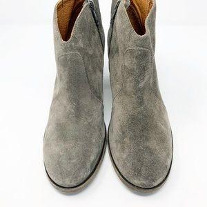 Frye Shoes - Frye Nora Zip Short Bootie